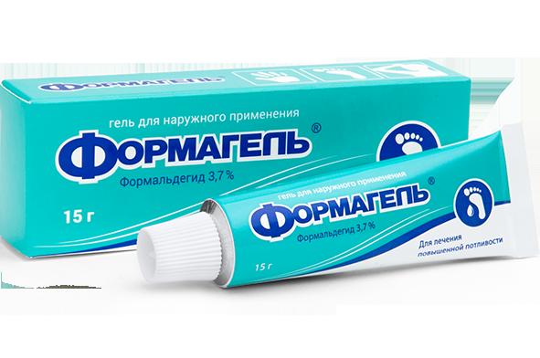 Упаковка Формагель